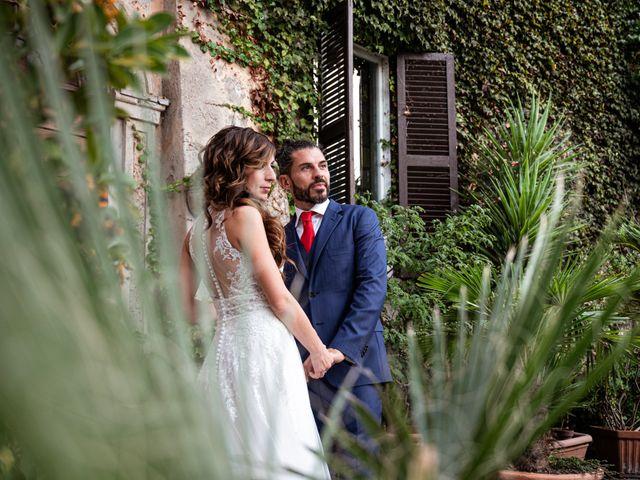 Il matrimonio di Cinzia e Valentino a Lido di Ostia, Roma 78