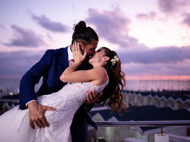 Il matrimonio di Cinzia e Valentino a Lido di Ostia, Roma 85