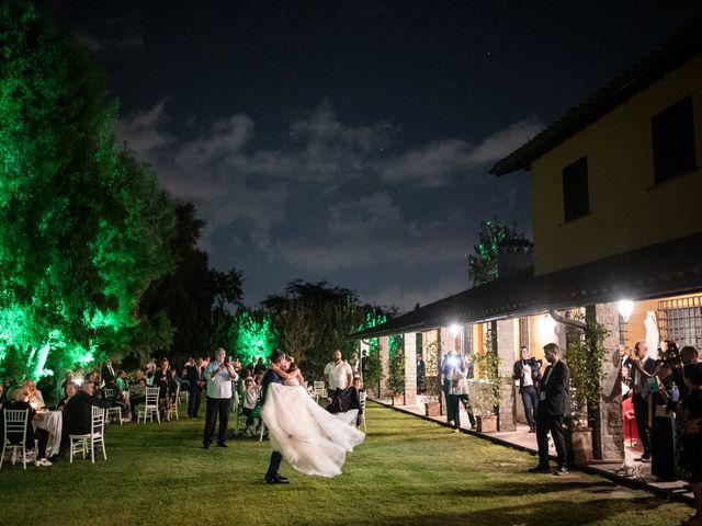 Il matrimonio di Cinzia e Valentino a Lido di Ostia, Roma 95