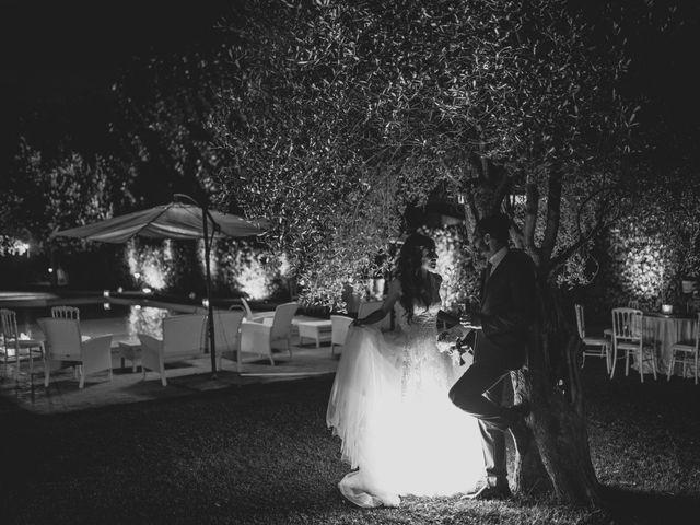 Il matrimonio di Cinzia e Valentino a Lido di Ostia, Roma 97