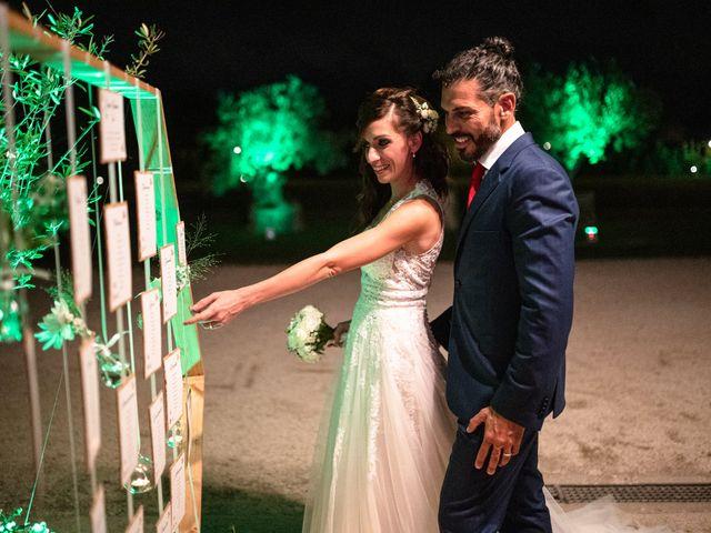 Il matrimonio di Cinzia e Valentino a Lido di Ostia, Roma 103