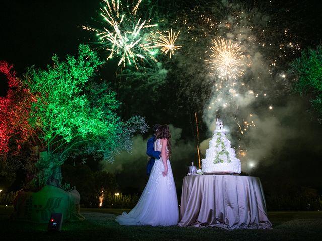 Il matrimonio di Cinzia e Valentino a Lido di Ostia, Roma 130