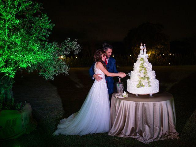 Il matrimonio di Cinzia e Valentino a Lido di Ostia, Roma 131