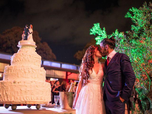 Il matrimonio di Cinzia e Valentino a Lido di Ostia, Roma 132