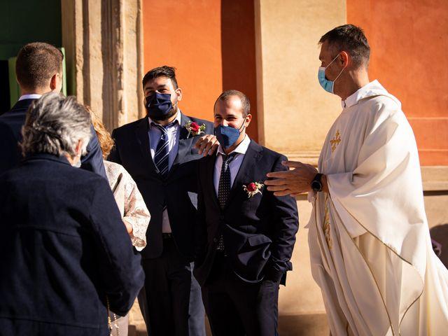 Il matrimonio di Francesco e Giulia a Sant'Agata Bolognese, Bologna 6