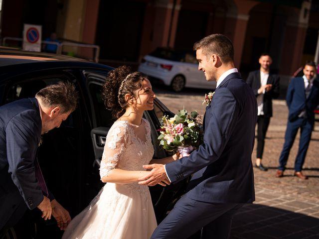 Il matrimonio di Francesco e Giulia a Sant'Agata Bolognese, Bologna 9