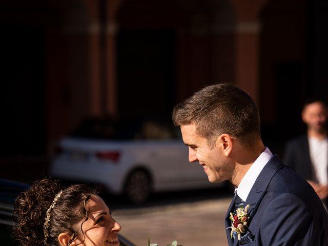 Il matrimonio di Francesco e Giulia a Sant'Agata Bolognese, Bologna 10