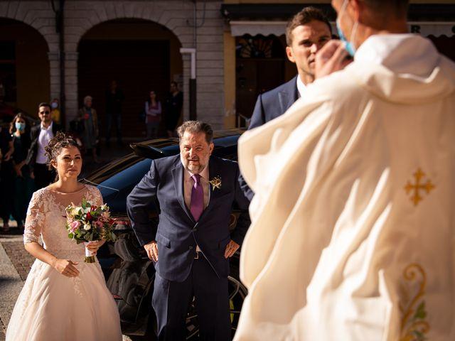 Il matrimonio di Francesco e Giulia a Sant'Agata Bolognese, Bologna 12