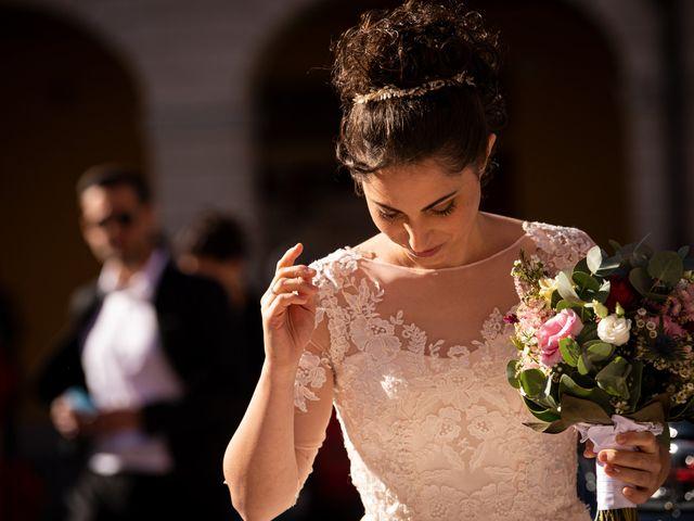 Il matrimonio di Francesco e Giulia a Sant'Agata Bolognese, Bologna 13