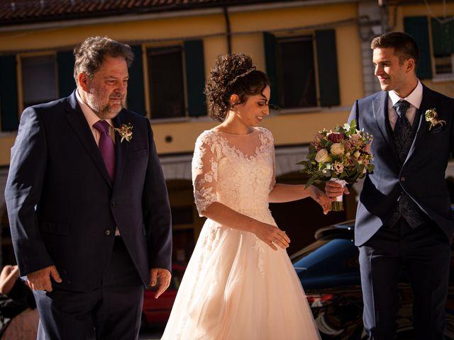 Il matrimonio di Francesco e Giulia a Sant'Agata Bolognese, Bologna 16