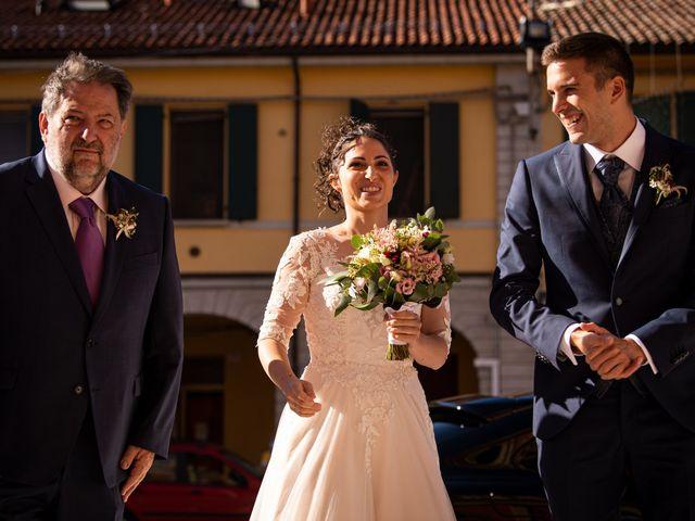 Il matrimonio di Francesco e Giulia a Sant'Agata Bolognese, Bologna 17