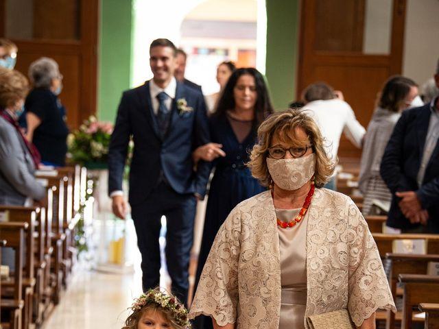 Il matrimonio di Francesco e Giulia a Sant'Agata Bolognese, Bologna 18