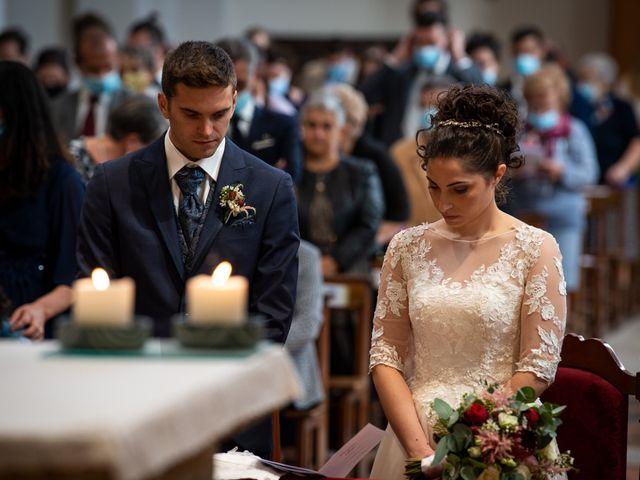 Il matrimonio di Francesco e Giulia a Sant'Agata Bolognese, Bologna 20