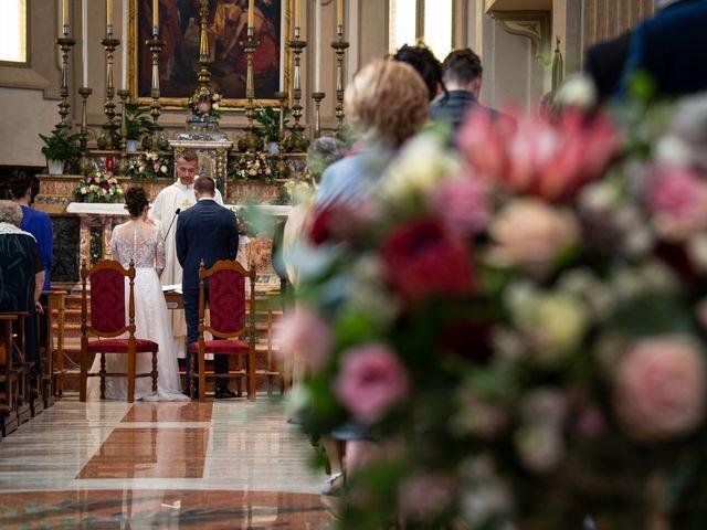 Il matrimonio di Francesco e Giulia a Sant'Agata Bolognese, Bologna 28