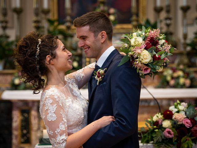 Il matrimonio di Francesco e Giulia a Sant'Agata Bolognese, Bologna 32
