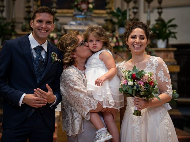 Il matrimonio di Francesco e Giulia a Sant'Agata Bolognese, Bologna 33