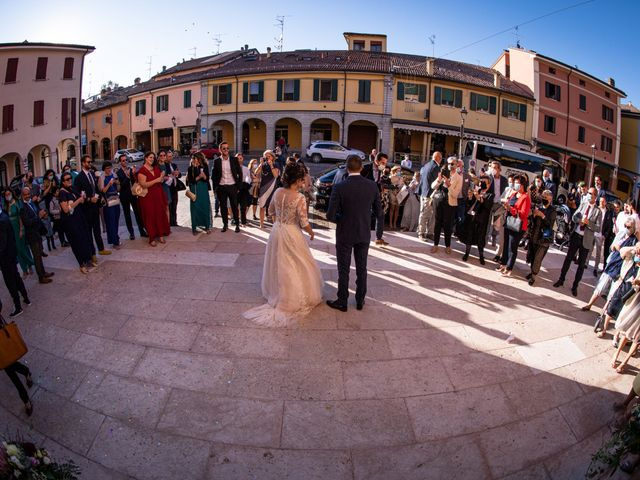 Il matrimonio di Francesco e Giulia a Sant'Agata Bolognese, Bologna 35