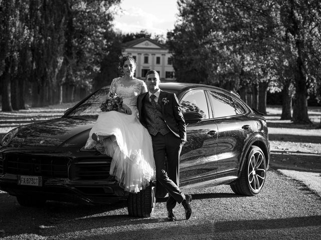 Il matrimonio di Francesco e Giulia a Sant'Agata Bolognese, Bologna 41