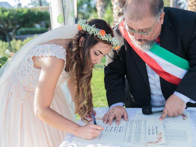 Il matrimonio di Alfonso e Shane a Balestrate, Palermo 25