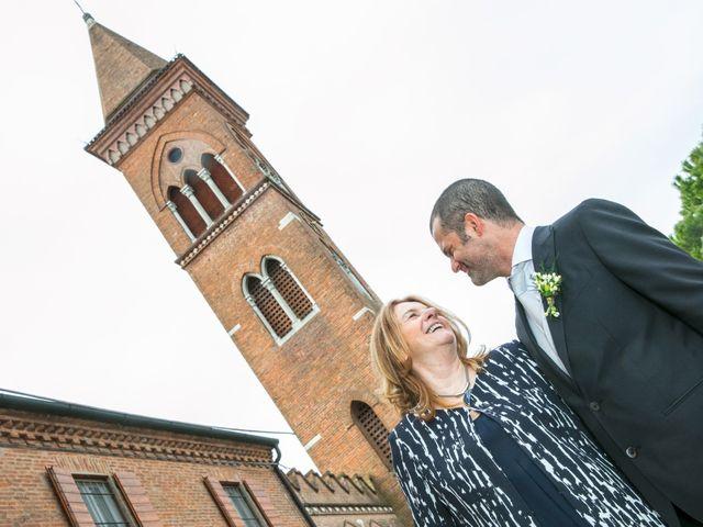 Il matrimonio di Marcello e Angela a Ferrara, Ferrara 8