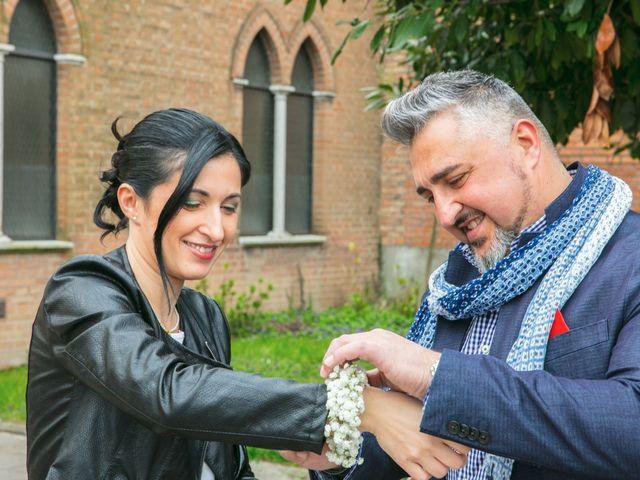 Il matrimonio di Marcello e Angela a Ferrara, Ferrara 10