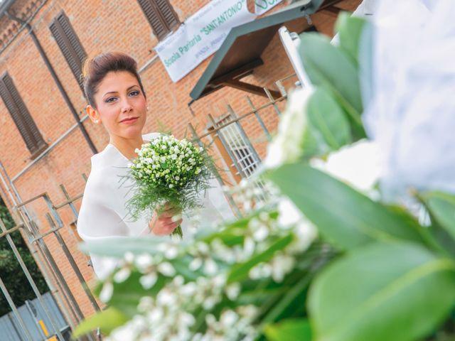Il matrimonio di Marcello e Angela a Ferrara, Ferrara 13