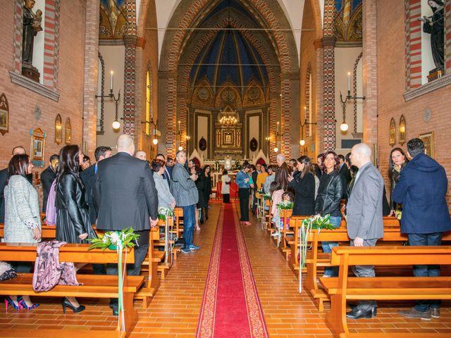 Il matrimonio di Marcello e Angela a Ferrara, Ferrara 14