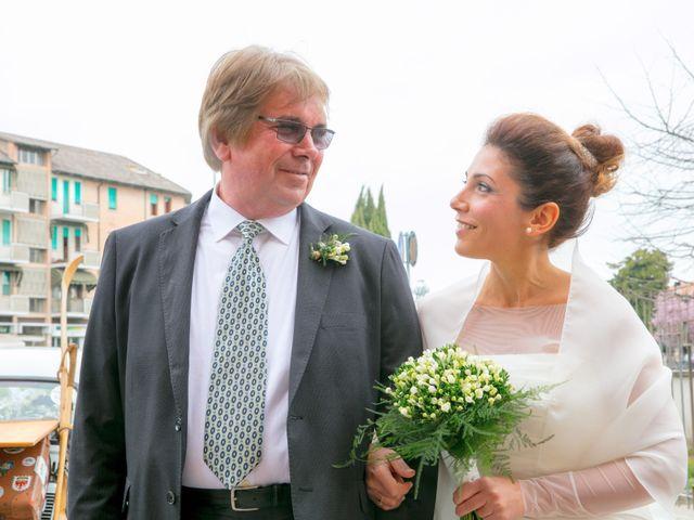 Il matrimonio di Marcello e Angela a Ferrara, Ferrara 15