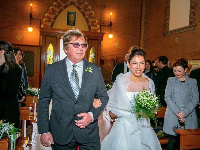 Il matrimonio di Marcello e Angela a Ferrara, Ferrara 17