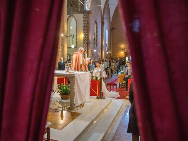 Il matrimonio di Marcello e Angela a Ferrara, Ferrara 20