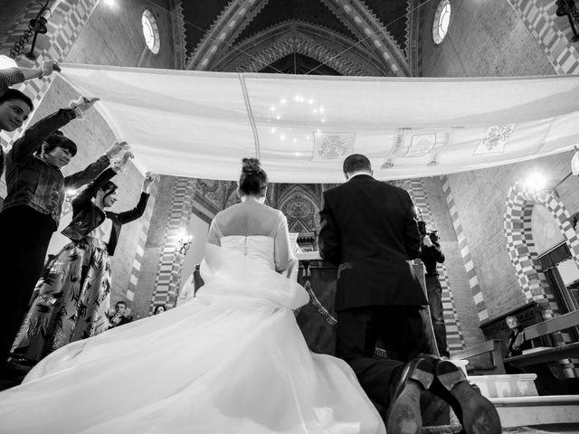 Il matrimonio di Marcello e Angela a Ferrara, Ferrara 44