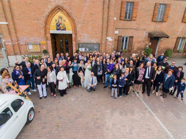 Il matrimonio di Marcello e Angela a Ferrara, Ferrara 1