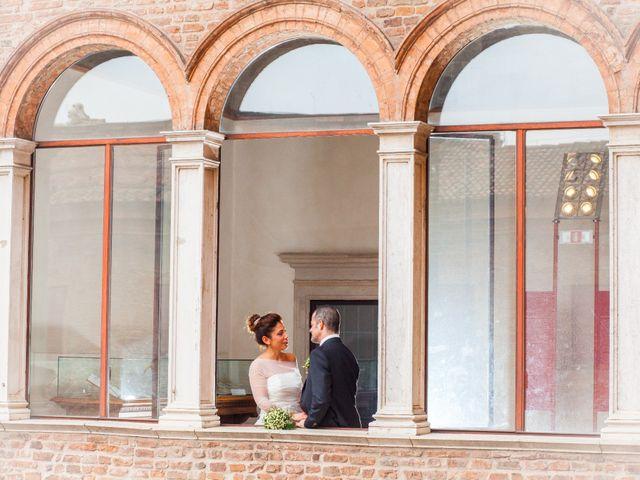 Il matrimonio di Marcello e Angela a Ferrara, Ferrara 60