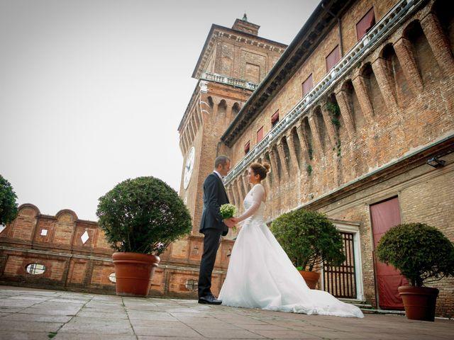 Il matrimonio di Marcello e Angela a Ferrara, Ferrara 67