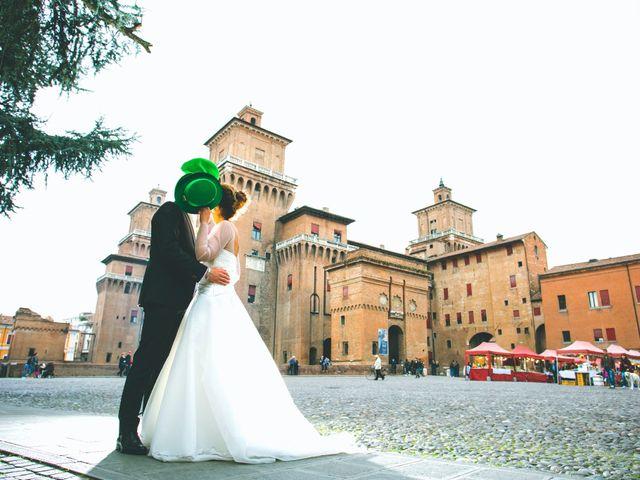 Il matrimonio di Marcello e Angela a Ferrara, Ferrara 72