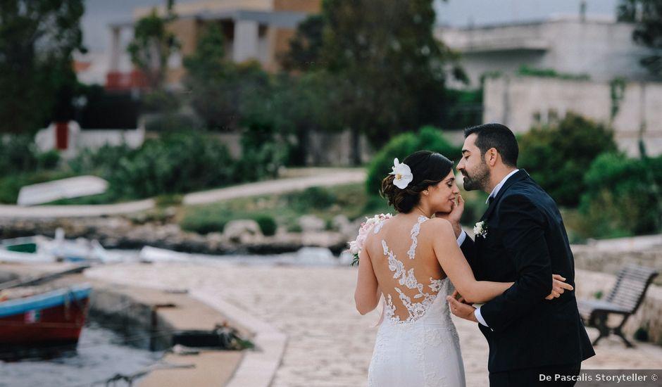 Il matrimonio di Ilario e Fiorella a San Pancrazio Salentino, Brindisi