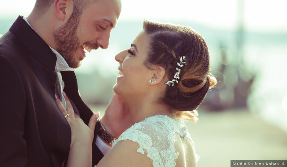 Il matrimonio di Salvatore e Rossella a Pozzuoli, Napoli