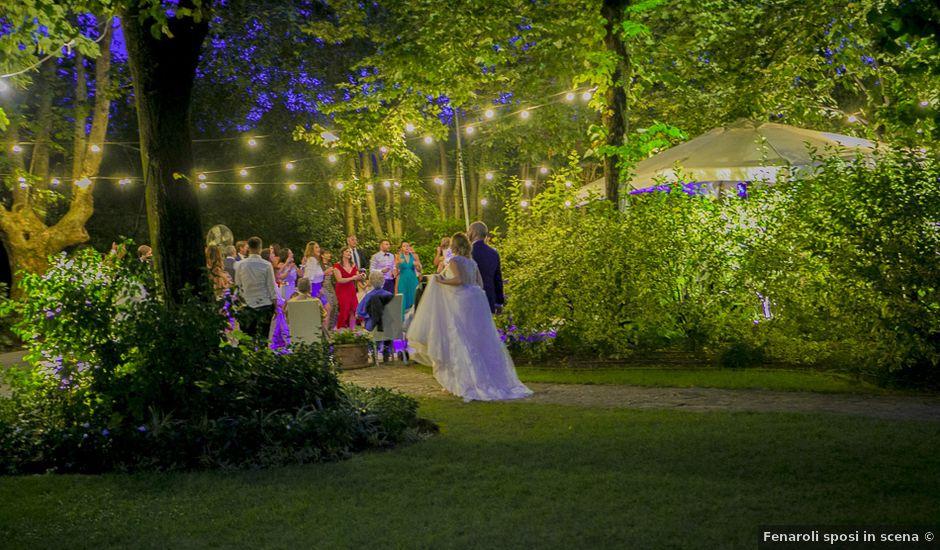 Il matrimonio di Giulio e Jessica a Isorella, Brescia