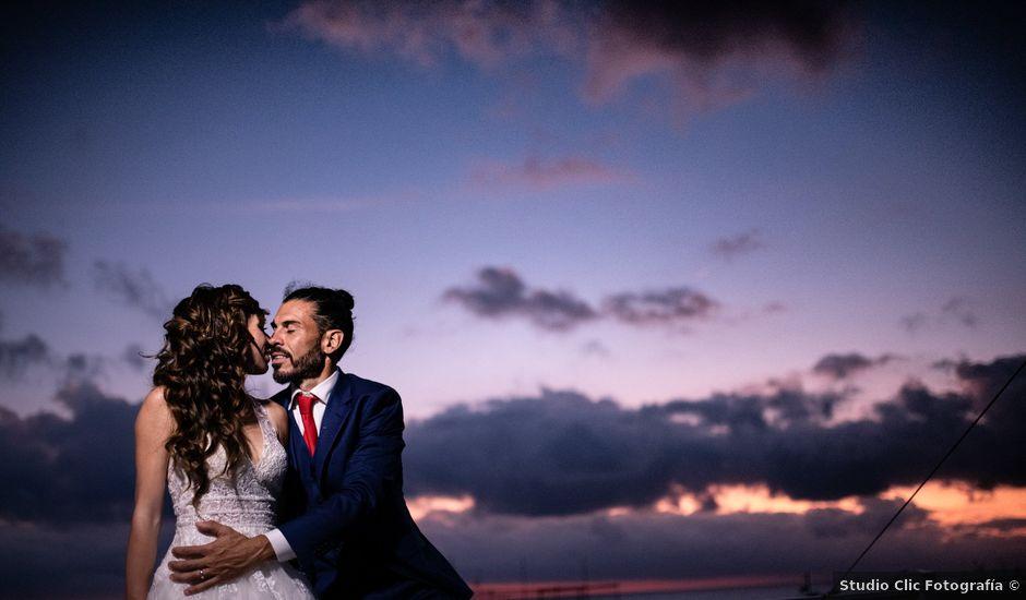 Il matrimonio di Cinzia e Valentino a Lido di Ostia, Roma