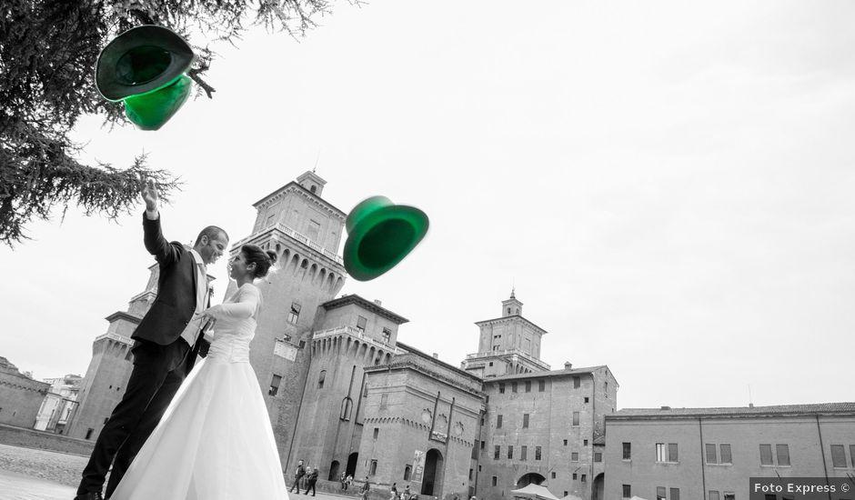 Il matrimonio di Marcello e Angela a Ferrara, Ferrara