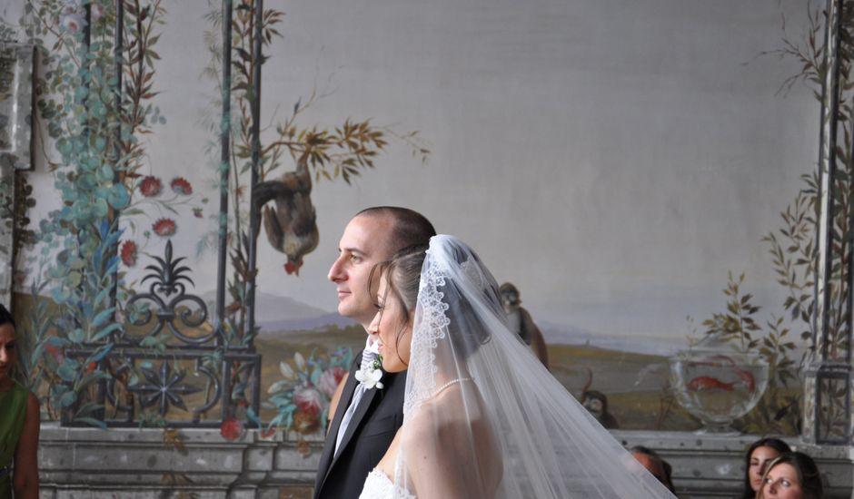 Il matrimonio di Annamaria e Federico a Ariccia, Roma