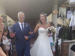 Le nozze di Tina e Danilo