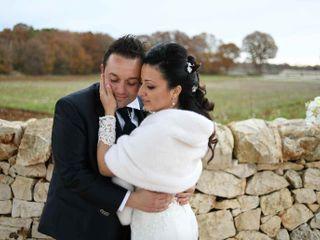 Le nozze di Donatella e Francesco