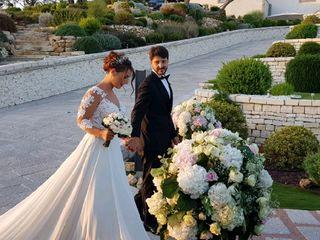 Le nozze di Margherita e Giovanni