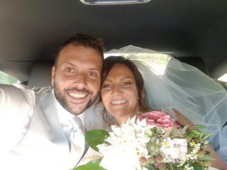 Le nozze di Elena e Max