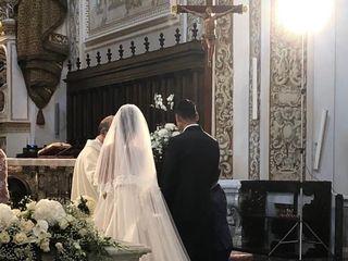 Le nozze di Noemi e Carlo 1