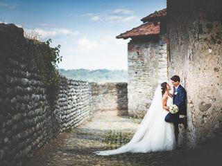Le nozze di Marianna e Valentino