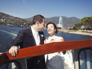 Le nozze di Jenny e Pier