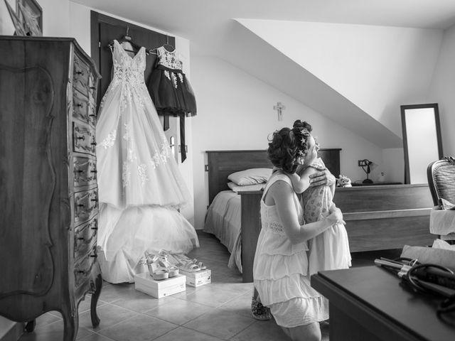 Il matrimonio di Luca e Sabrina a Sutri, Viterbo 2