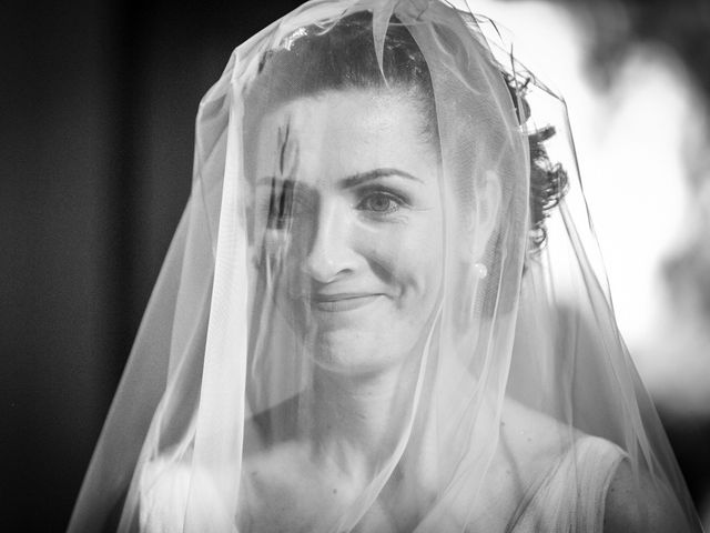 Il matrimonio di Luca e Sabrina a Sutri, Viterbo 9
